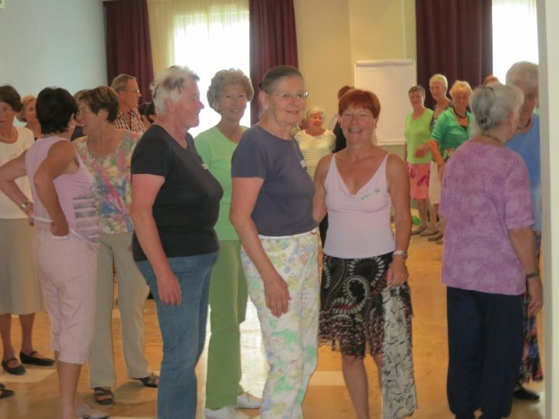 Bilder der Tanzreise 2013 nach Zakynthos